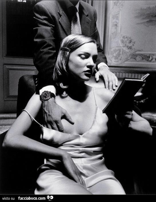 ..L'erotismo è importante non per il sesso in sé ma per il desiderio...