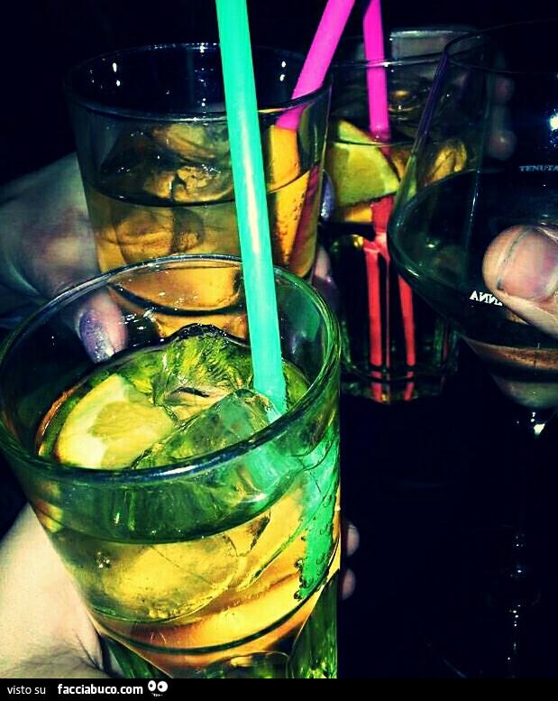 Incontri cocktail